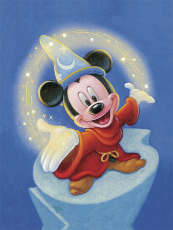 Wizard Mickey