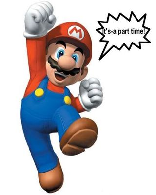 Mario Brothers Part Time